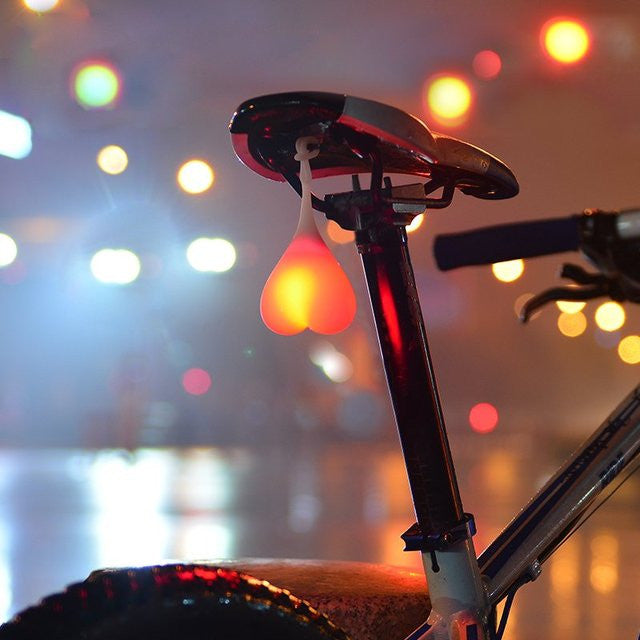 Bike LED Balls - Feedfend - fistcase
