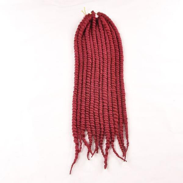 Crochet Twist Box Braids Haircrochet Braid Hair