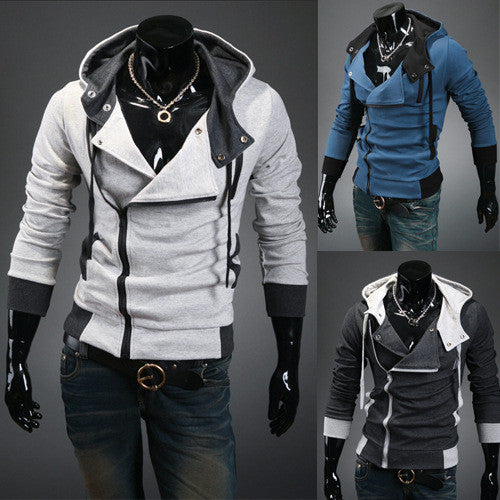 Assassin Creed 3 Hoodie Jacket SALE - Feedfend