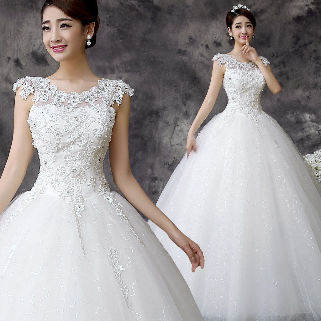 Wedding Dress Bridal Gown Custom - Feedfend