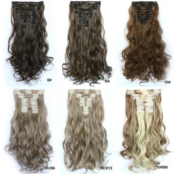 Bath & Beauty Wig Straight hair synthetic hair extension hairpieces,Hair Care,fashion Cosplay ombre 1PC