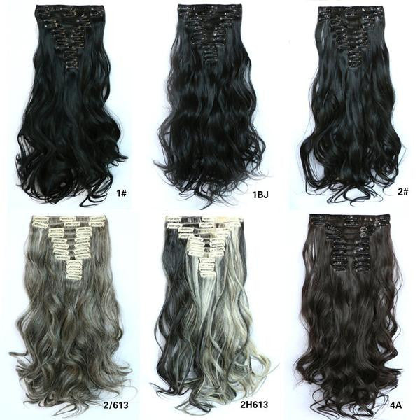 31 Colors Bath & Beauty Wig Straight hair synthetic hair extension hairpieces,Hair Care,fashion Cosplay ombre 1PCS