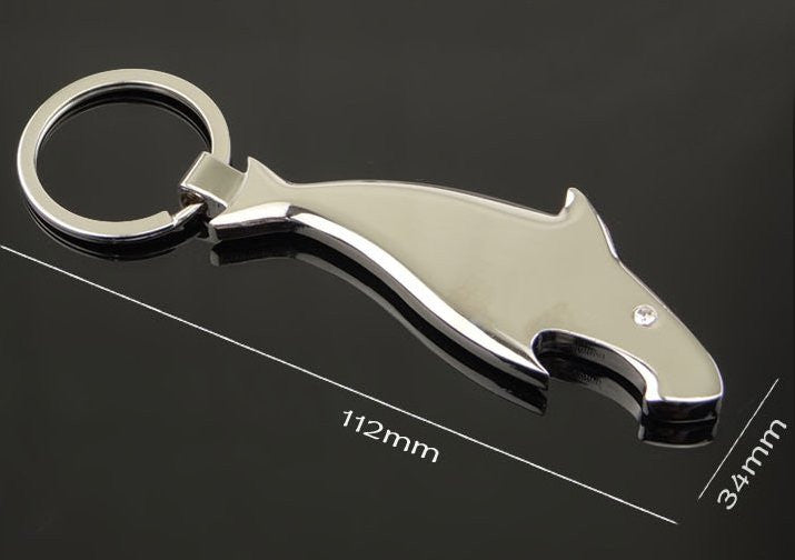 Whale Bottle Opener - Feedfend - fistcase