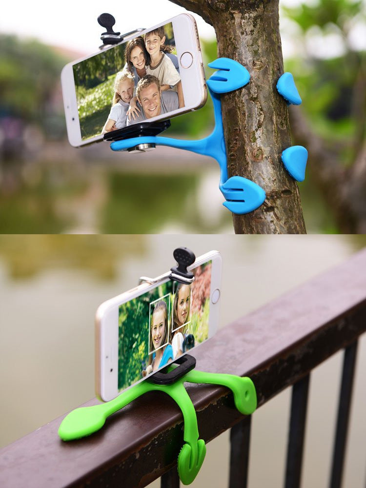 Flexible Mini Camera Tripod - Feedfend - fistcase