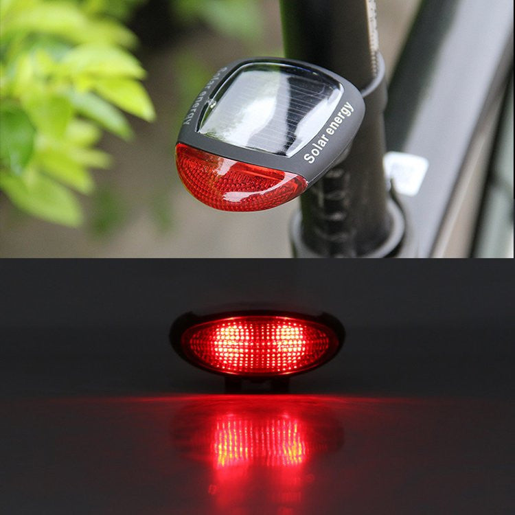 Solar Energy Bike Tail Light