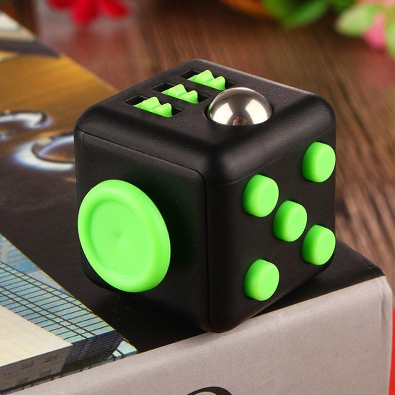 Fidget Cube Spinner Vent Toy