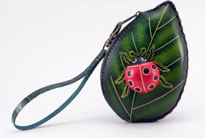 Leaf Coin Purse