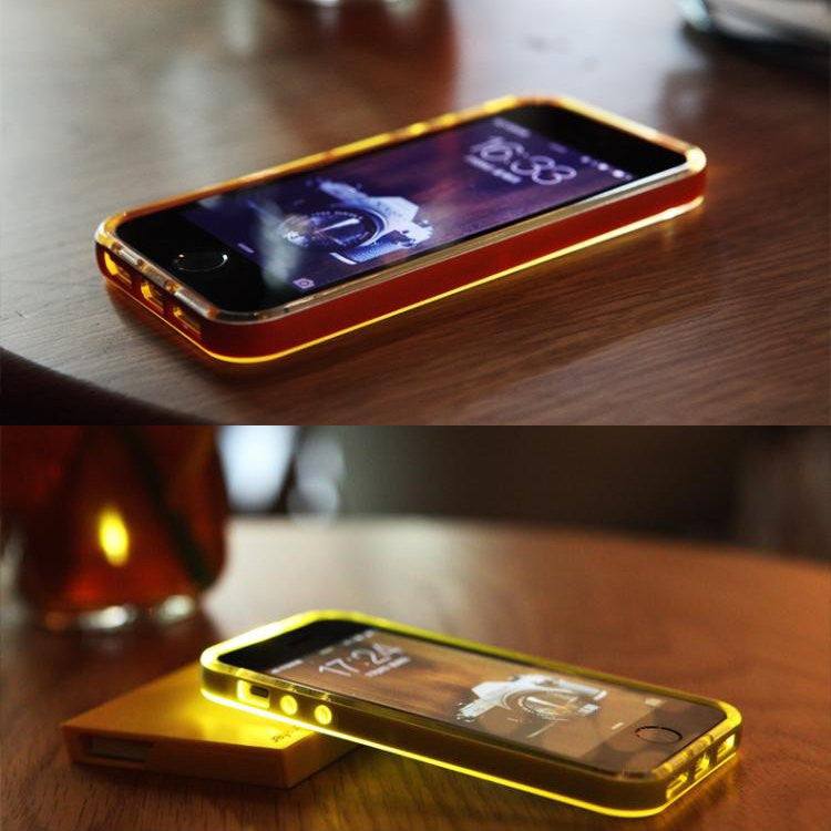 Incoming Call Flash iPhone Case - Feedfend - fistcase