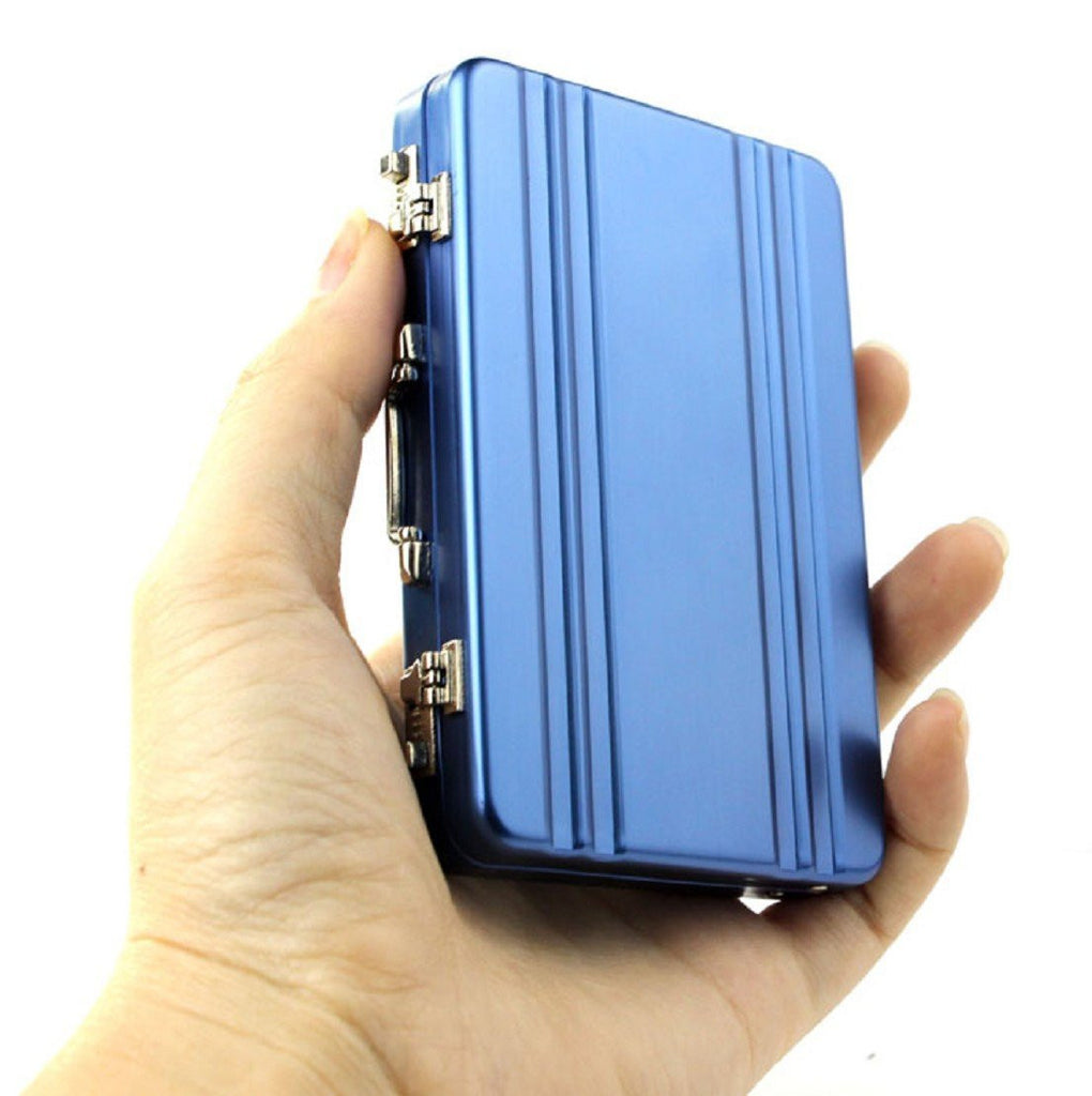 Mini Briefcase Card Carrier