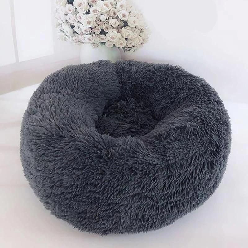 Comfy Calming High Stretch Soft Pet Dog Bed Cat House - Feedfend - fistcase