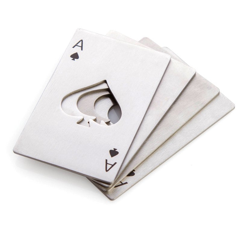 Poker Bottle Opener - Feedfend - fistcase