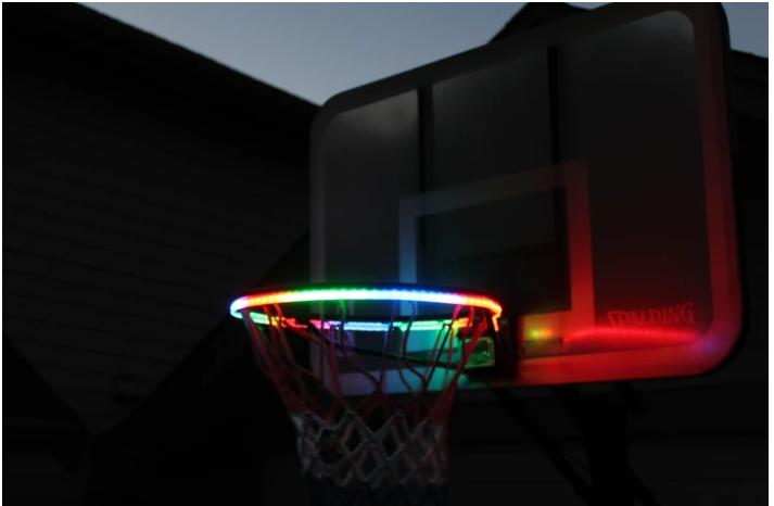 Hoop Brightz - Light Up Your Hoop With a Swish - Feedfend - fistcase