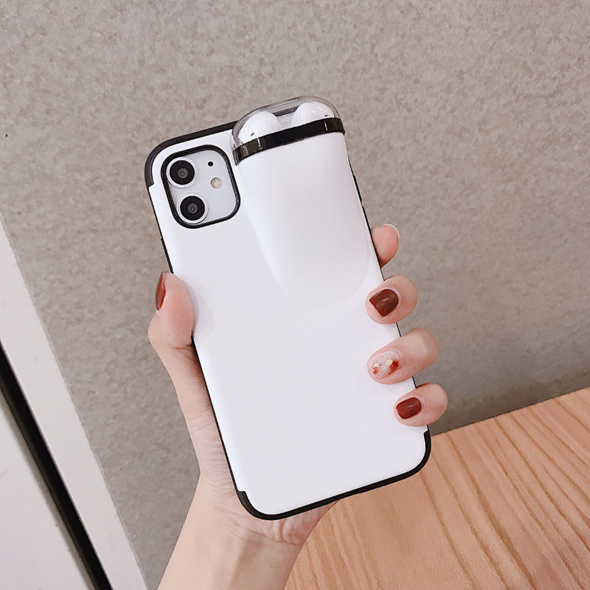2 in1 AirPods IPhone Case - Feedfend