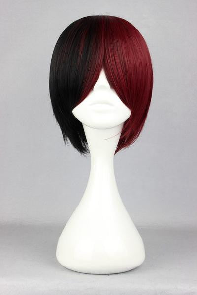 Color Mixed  Anime Cosplay Wig Wig - Feedfend - fistcase