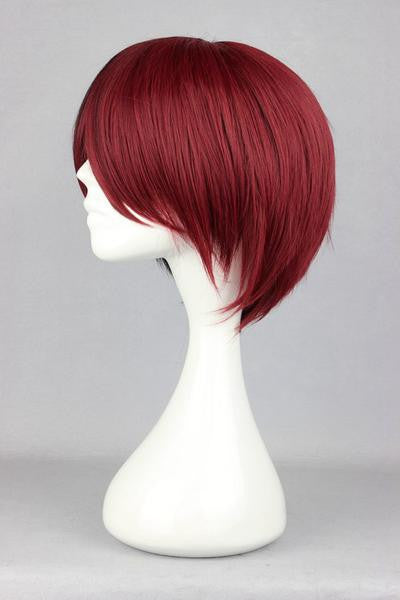 Color Mixed  Anime Cosplay Wig Wig