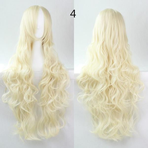 Extension Woman Wigs Long Hair