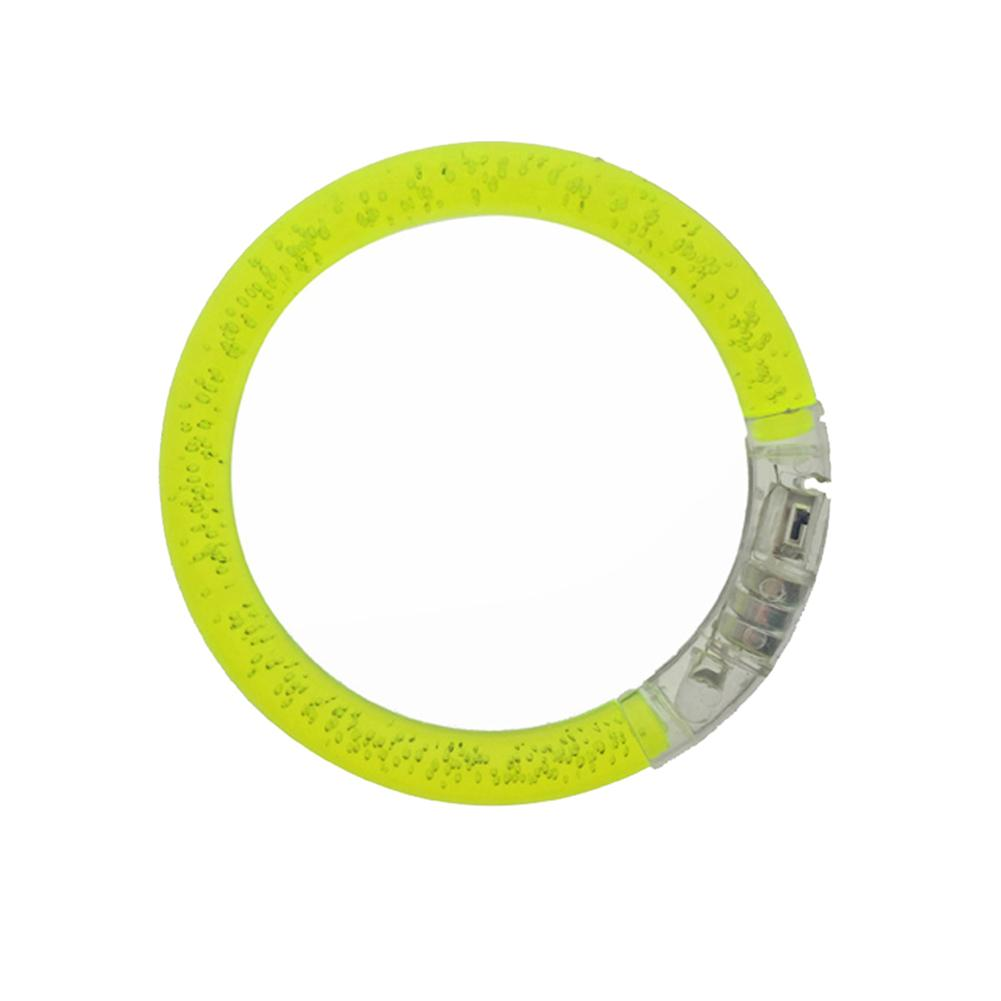 LED Flashing Bracelet Light Rings Bracelet - Feedfend - fistcase