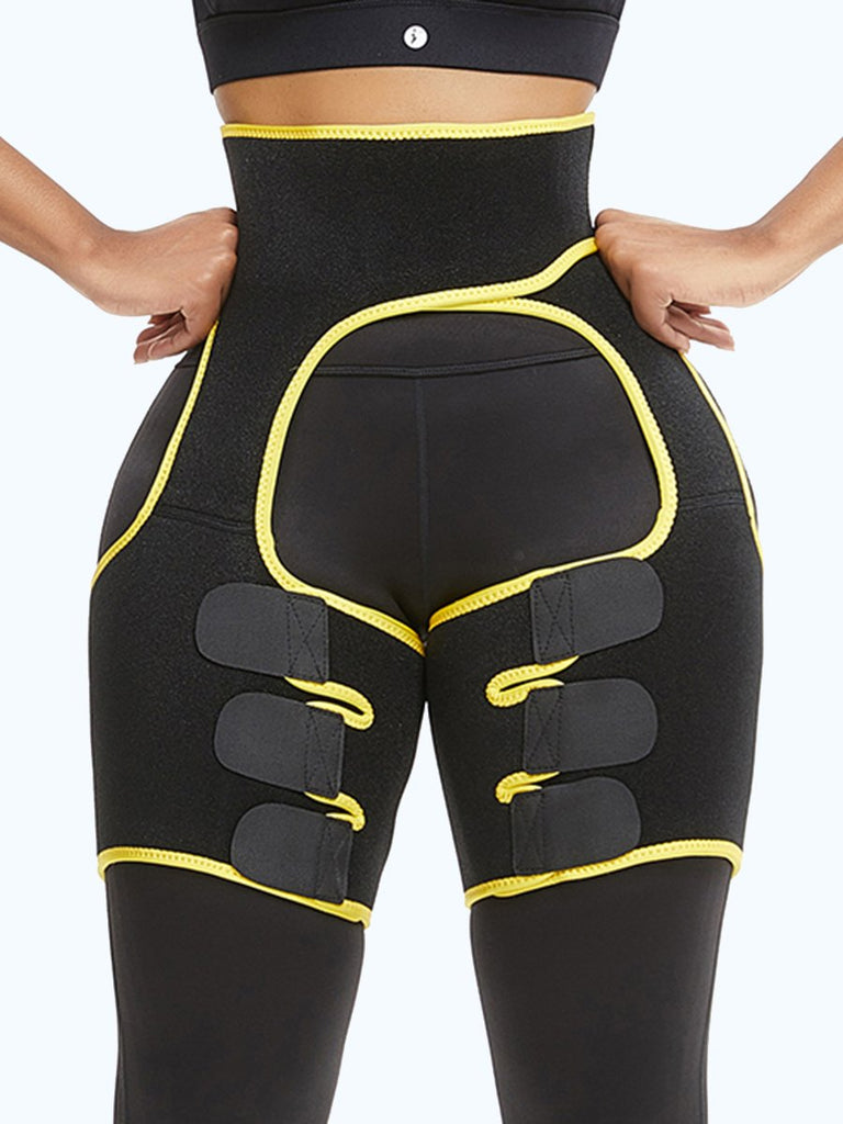 Neoprene Thigh Shaper Sweat Thigh Trimmer - Feedfend