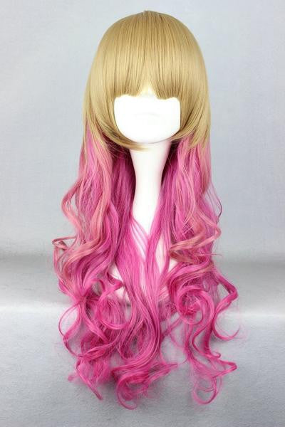 Multi-Color Beautiful Anime Wig - Feedfend