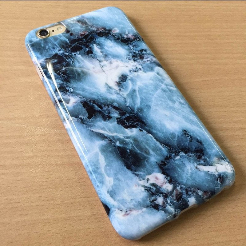 Faux Marble iPhone Case