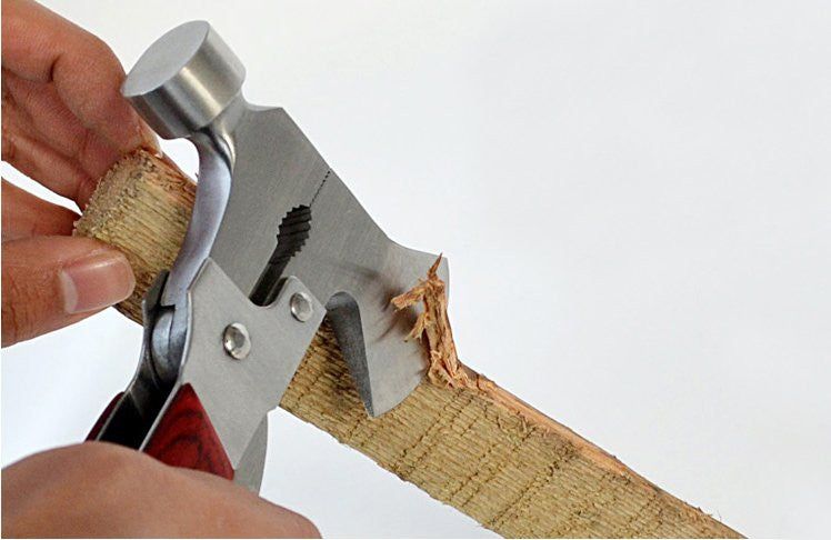 Multi-Function Stainless Steel Hammer