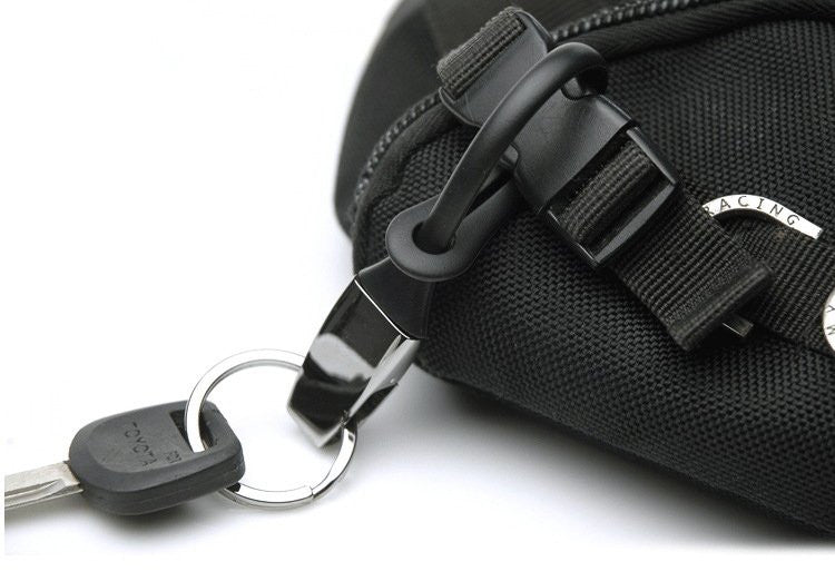 Waist Belt Rubber Keychain - Feedfend