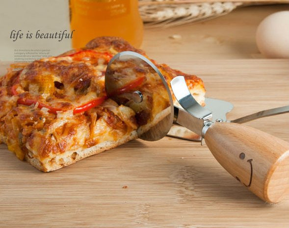 Emoji Pizza Cutter