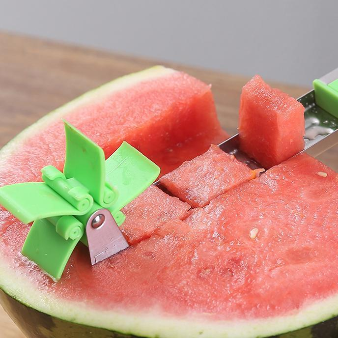Melon Slicer Cutter Tool | Watermelon Slicer Cutter - Feedfend - fistcase
