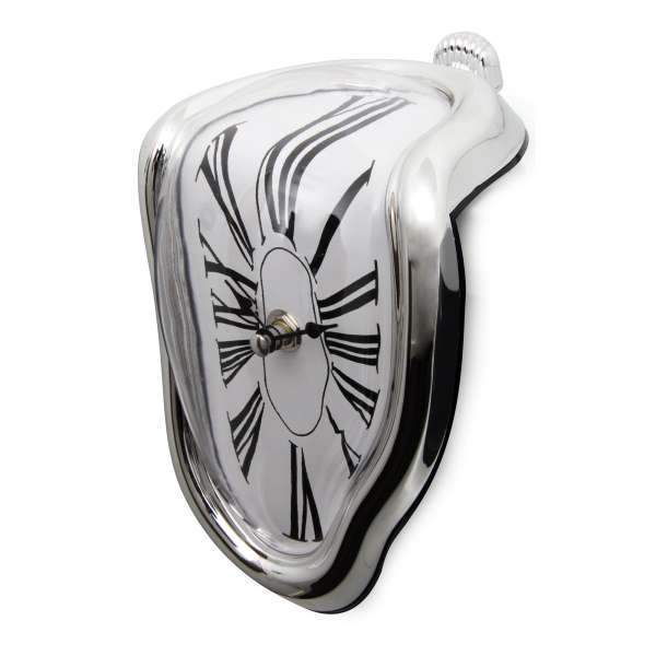Salvador Dali Inspired Melting Clock - Feedfend - fistcase