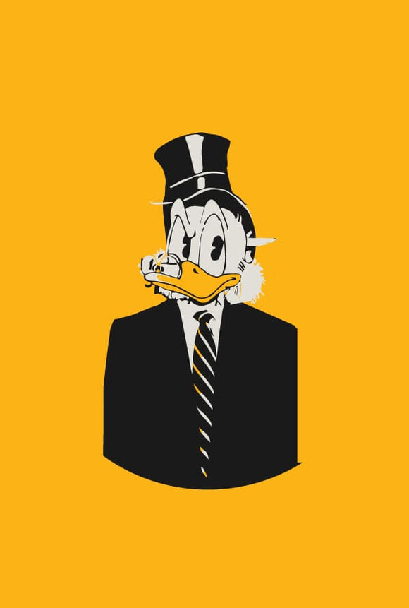 Duck Of Wall Street - Stilea