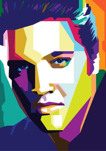 Hey Hollywood: Elvis Presley - Stilea - Plakat