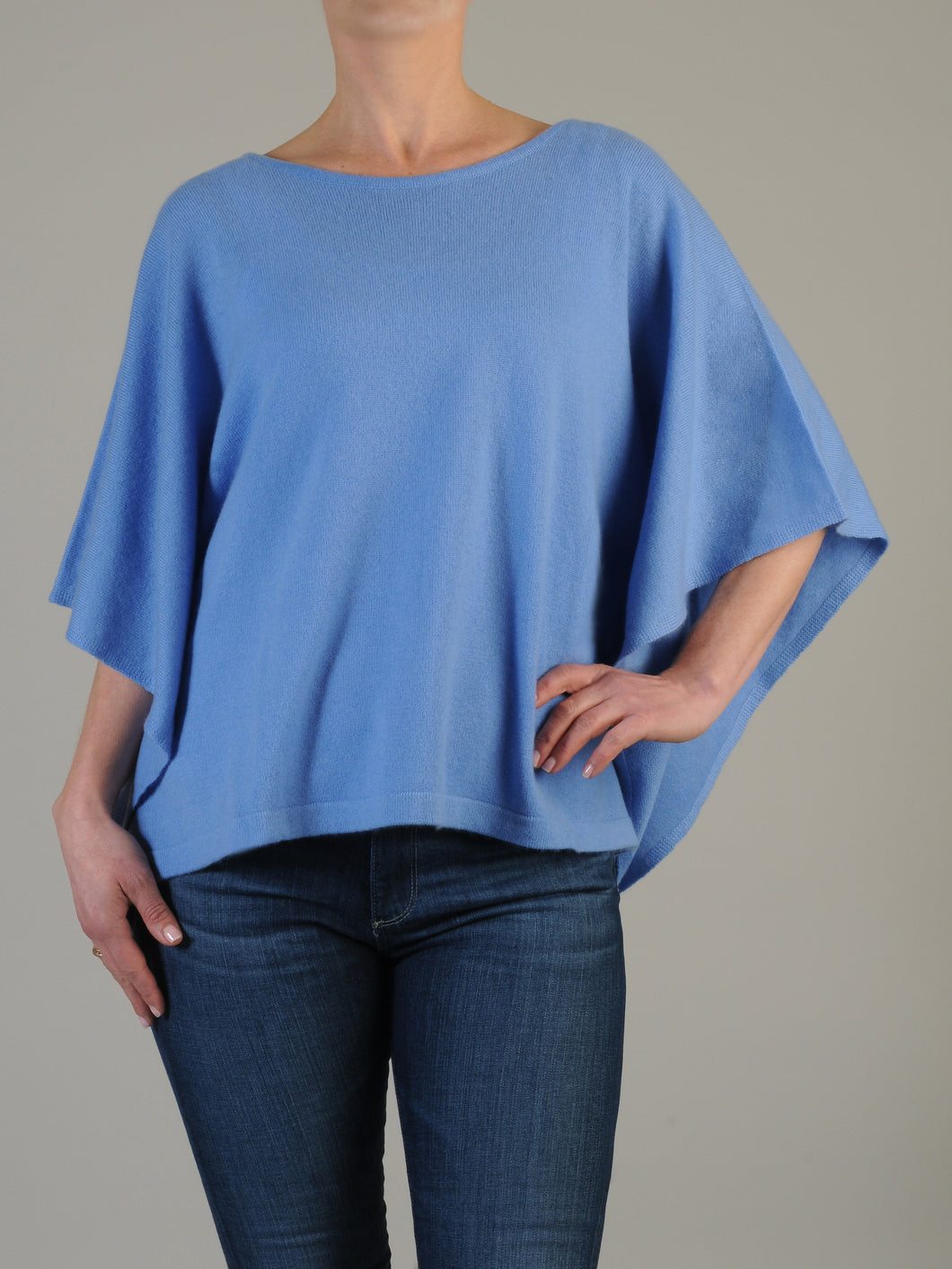 Cashmere Layla Cape | See More Colors Available