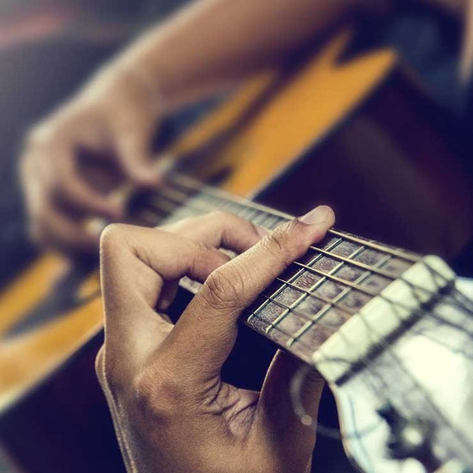 Guitar Wrist Pain and Guitar Tendonitis Treatments