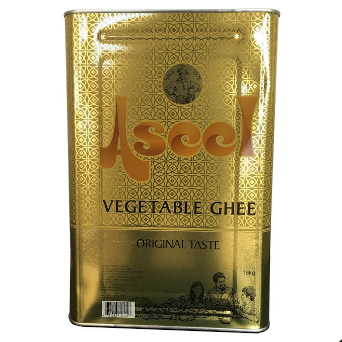 16 Kg Aseel Vegetable Ghee