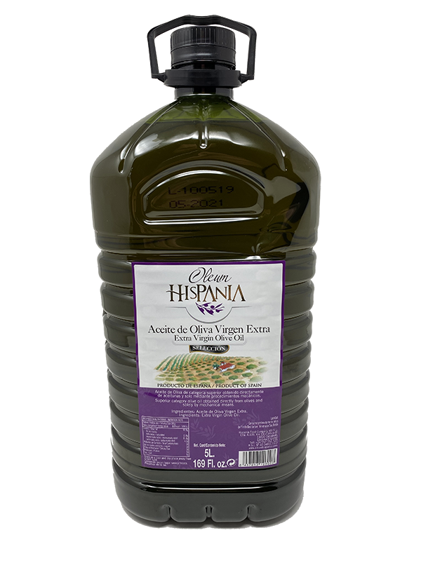 5L Hispania Extra Virgin Olive Oil
