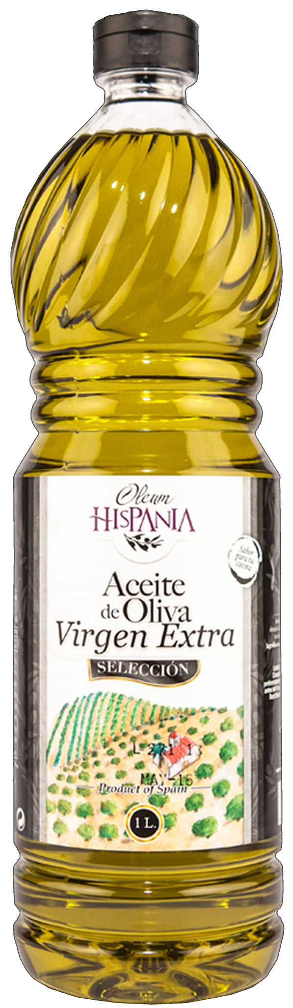 Hispania Cold Pressed Extra Virgin Olive Oil - 1L