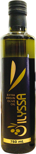 Oilyssa Tunisian Extra Virgin Olive Oil - Cold Pressed - 750mL