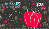 Inside Trainer Holiday Gift Card