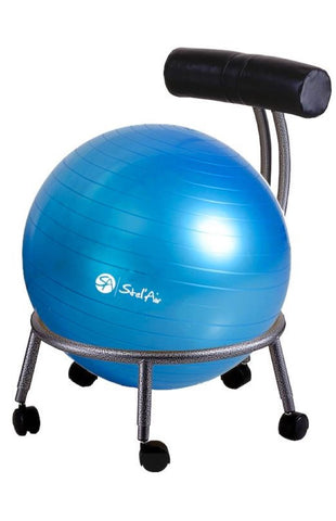 Custom Fit Adjustable Balance Ball Chair BW-893