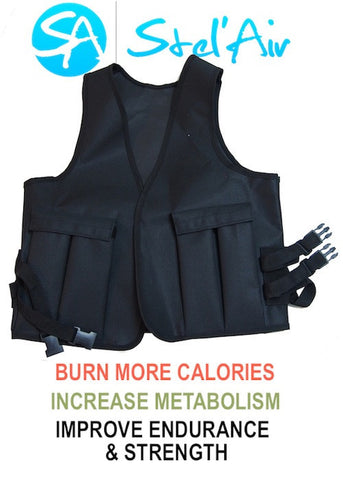 Adjustable Weighted Vest FW-758