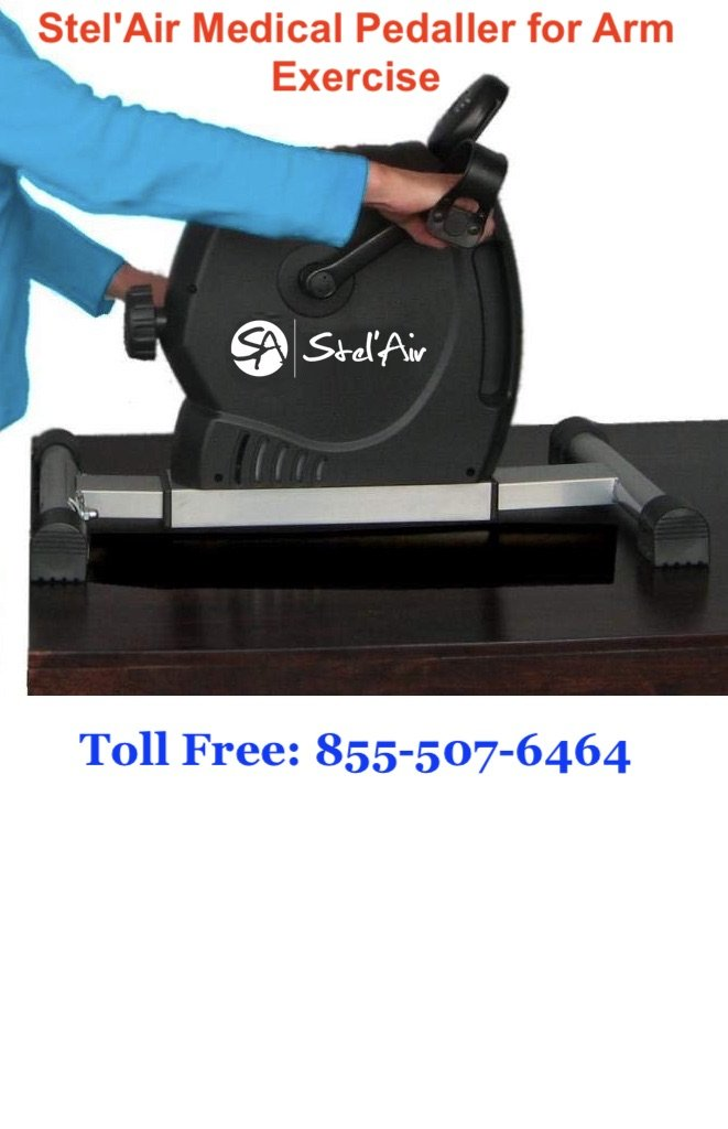 Stel Air Magnetic Medical Exercise Pedaller Yl 832 The