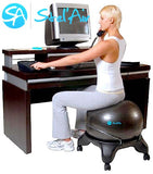 Save 50% Off on Backless Stability Ball Chair