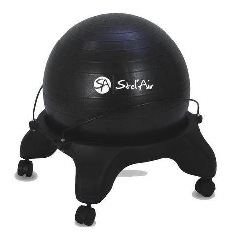 Stel'Air Sit-2B-Fit Total Body Toning Ball Chair