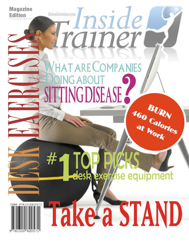 Free Desk Exercises Magazine Subscription with purchase