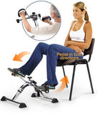 Stel'Air Deluxe Folding Pedal Exerciser VU-836