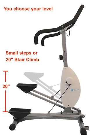Magnetic Stair Climber/Stepper Machine JB-465