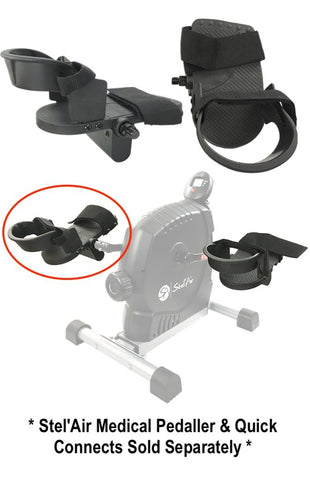 Medical Pedals for Magnetic Medical Pedaller BF-945