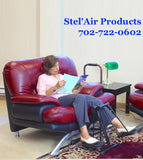 Adult Stel'Air Desk Leg Swing Glider MN-538