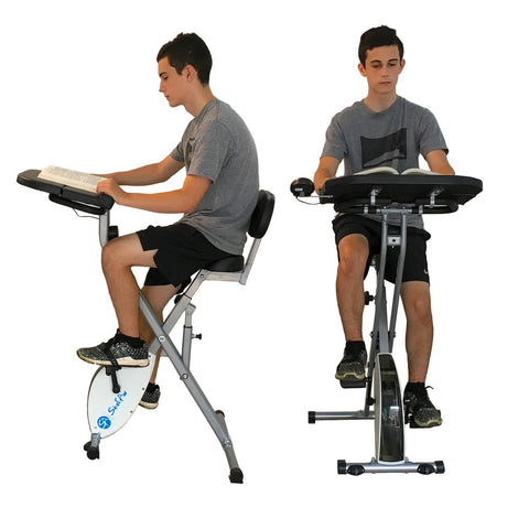 Stel'Air High School Student Desk Bike JL-824