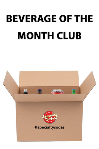 Beverage of the Month Club